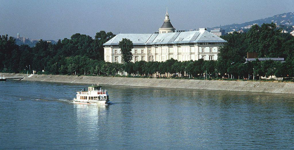 El Grand Hotel Margitsziget le garantiza una estancia inolvidable en la capital de la Hungría