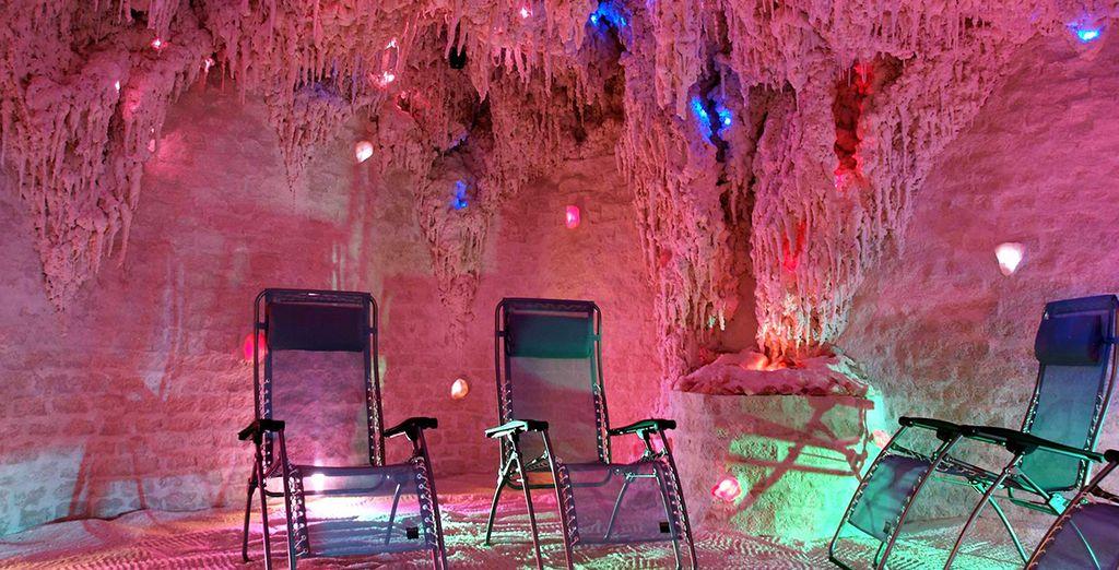 Relájese en el Danubius Health Spa Resort Margitsziget