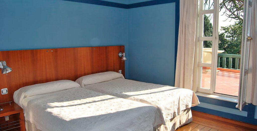 Hotel Las Carolinas en Santander