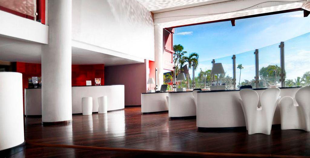 Un moderno hotel perfecto para pasar sus vacaciones