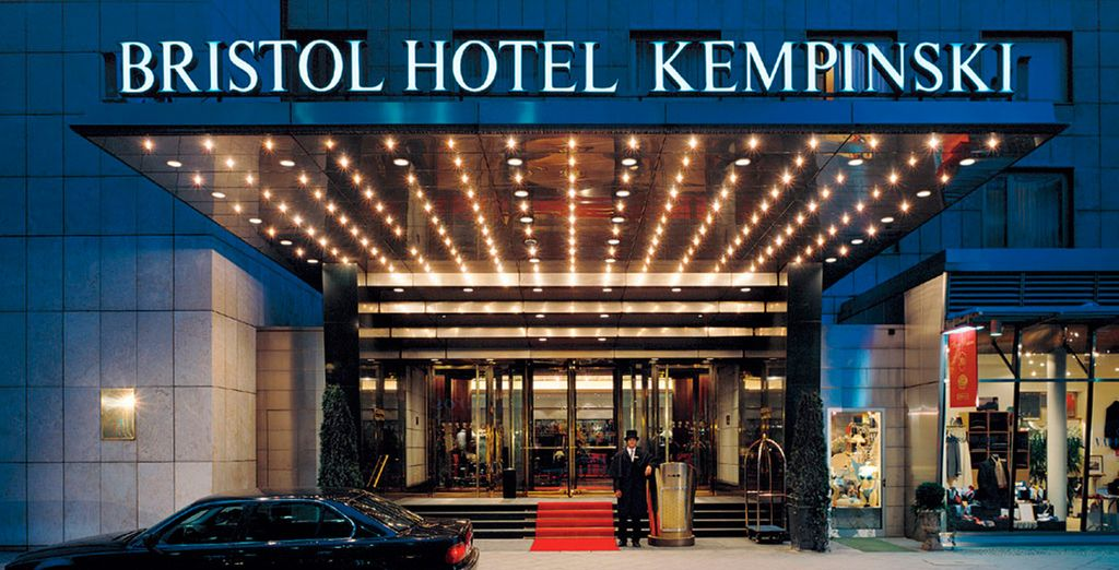 Un hotel de 5 estrellas ubicado en la calle Kurfürstendamm de Berlín