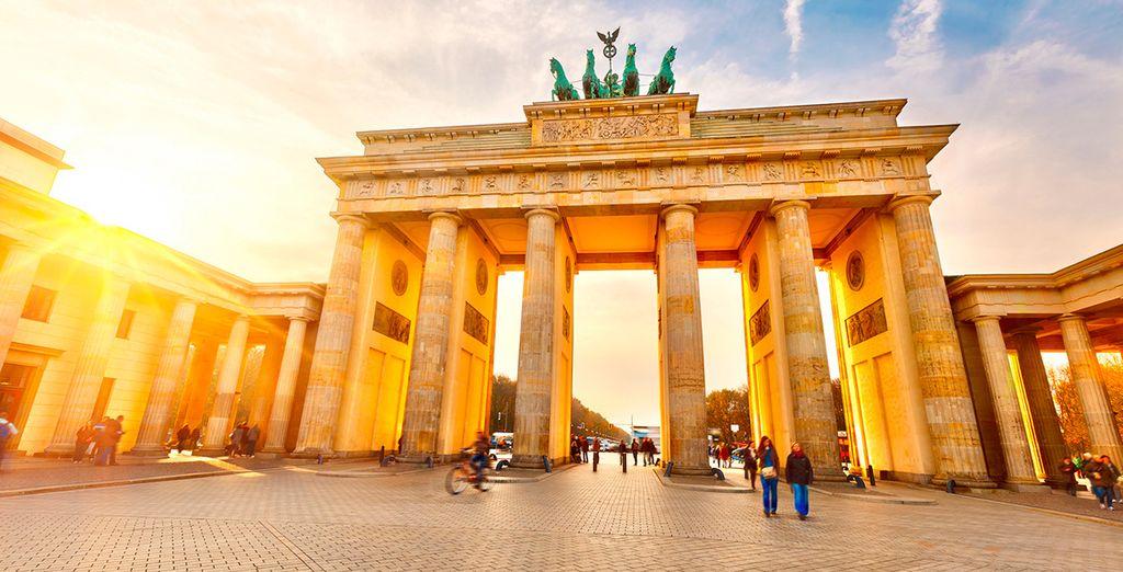 Ofertas de vuelo más hotel a Berlín