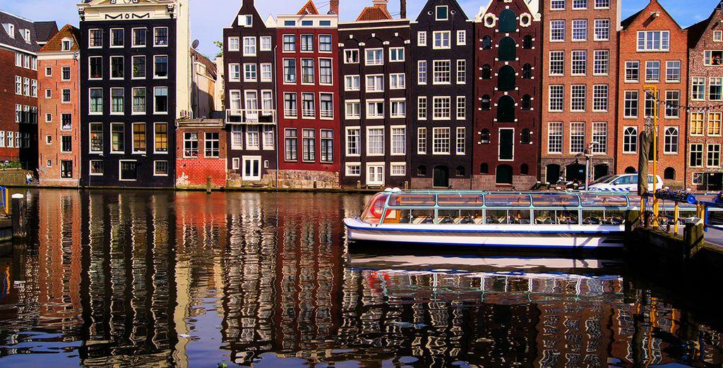 Conozca Ámsterdam