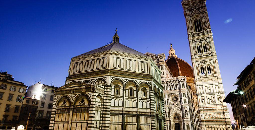 El impresionante Duomo de Florencia le dejará boquiabierto