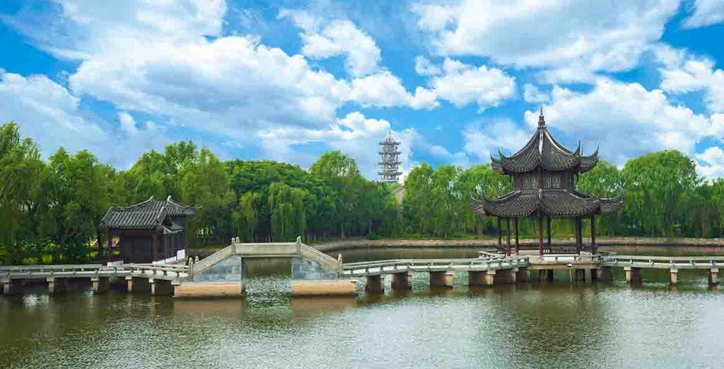 Conozca la fantástica Suzhou