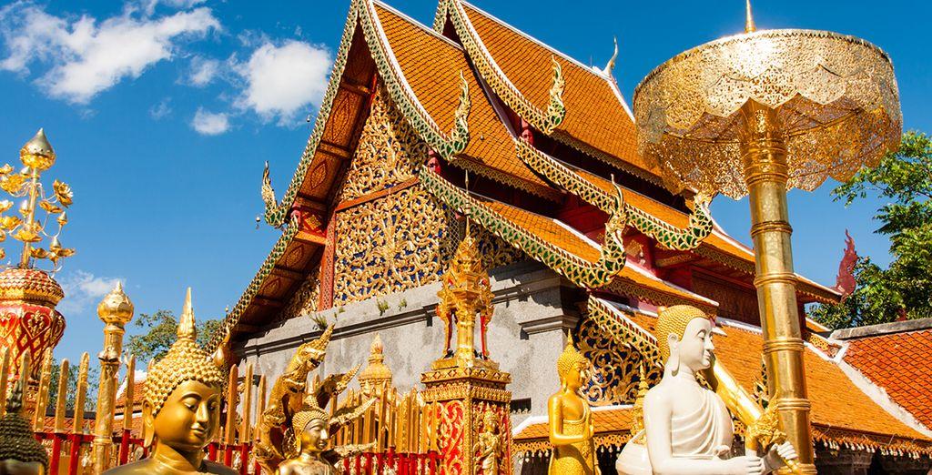 Chiang Mai, la mayor ciudad del norte del país