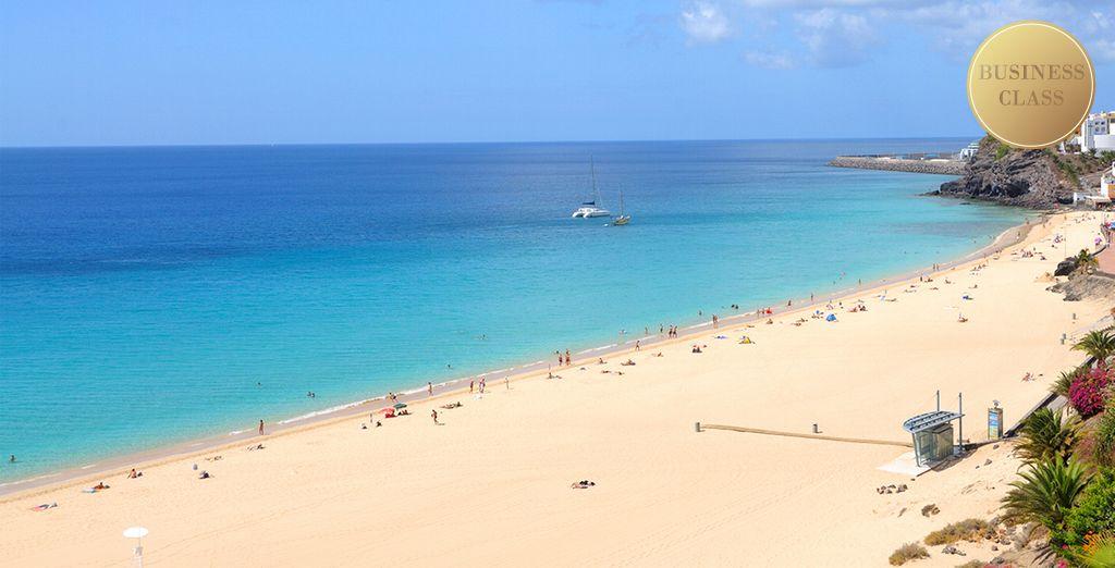 Fuerteventura es el paraíso de Canarias