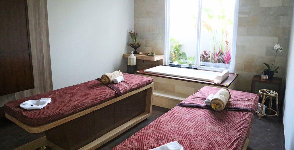 Experimente el masaje balinés, un tratamiento único y tradicional