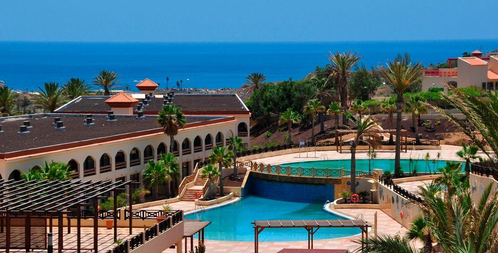 Jandia Golf Hotel 4*