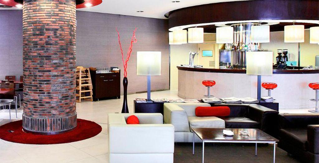 Sus estancias destacan por un diseño moderno y confortable
