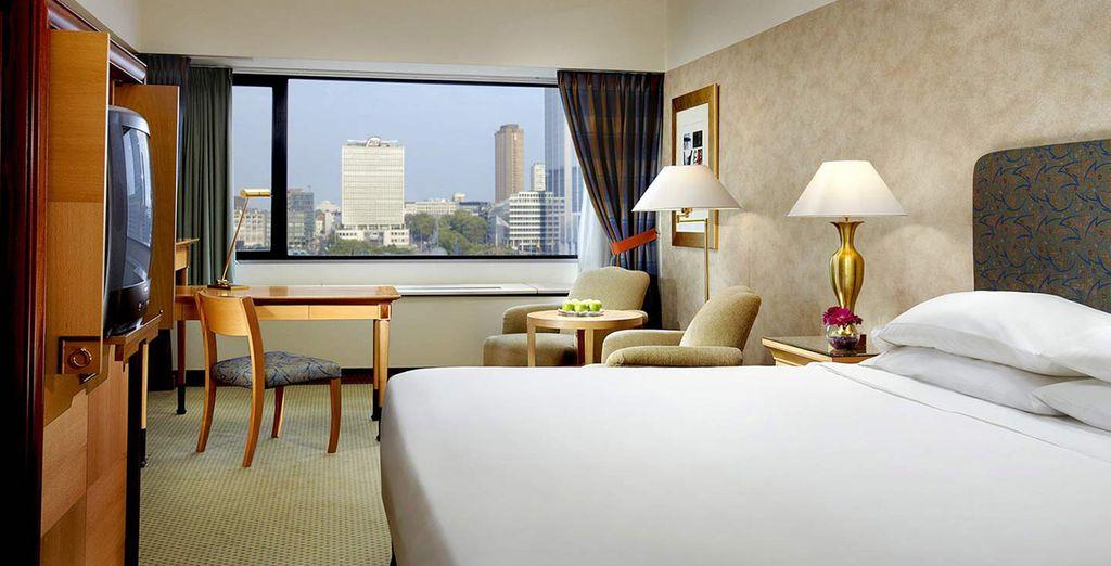 Hotel Sheraton Bruselas 4*