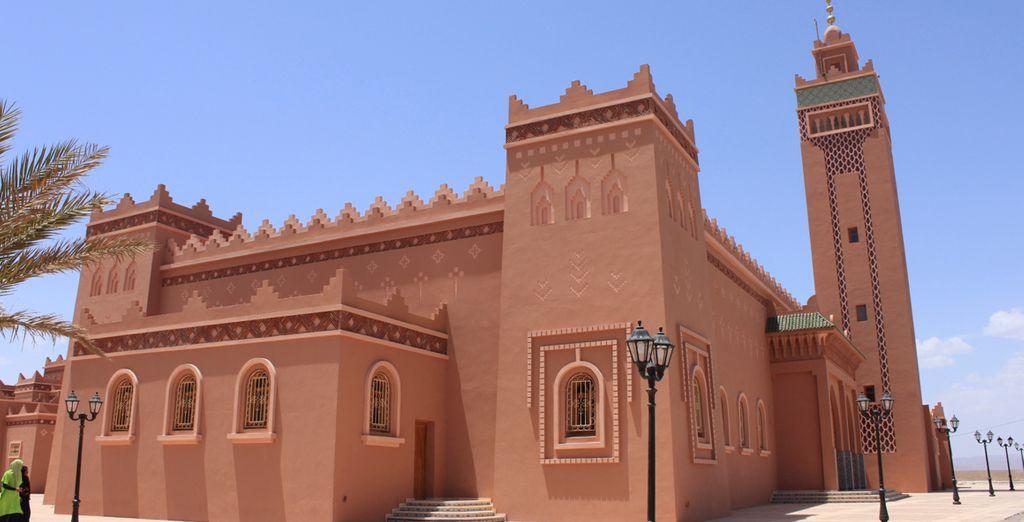 No se pierda la Mezquita de Zagora