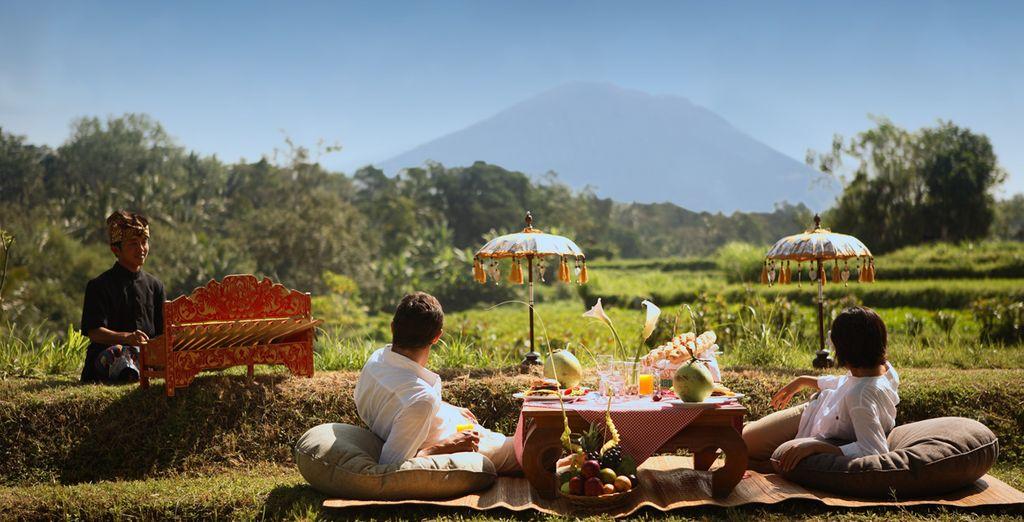 Los paisajes de Bali le dejarán sin palabras