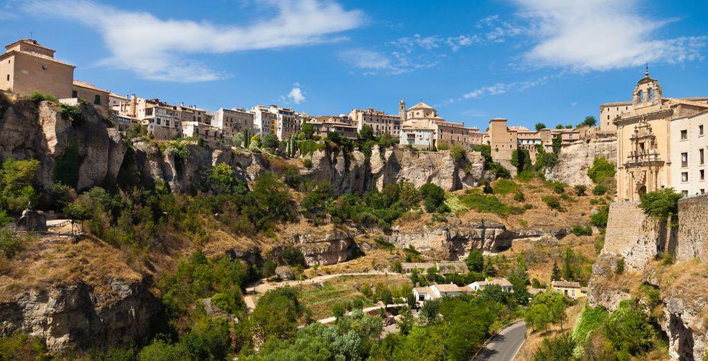 Hoteles de última hora en Cuenca, vacaciones, viajes