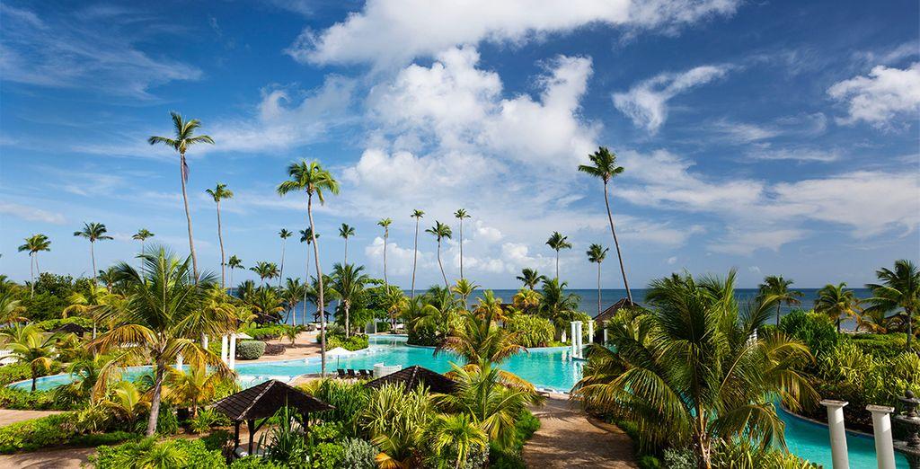 Bienvenido al Hotel Gran Meliá Golf Resort