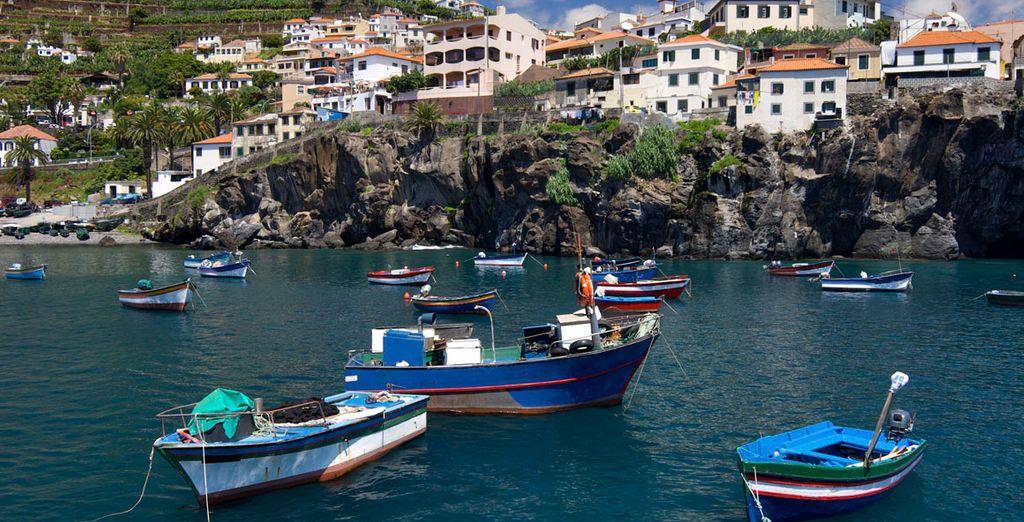 Madeira tiene pueblos encantadores que visitar