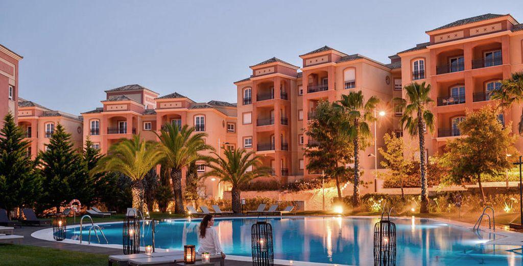 AMA Andalucía Health Resort 4* le da la bienvenida