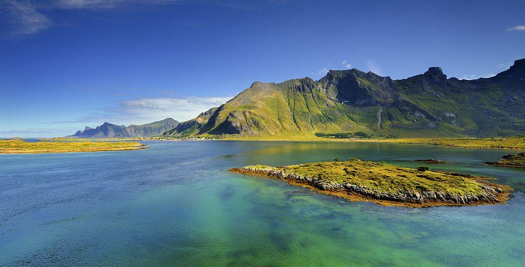 Bienvenido a los magníficos Fiordos noruegos