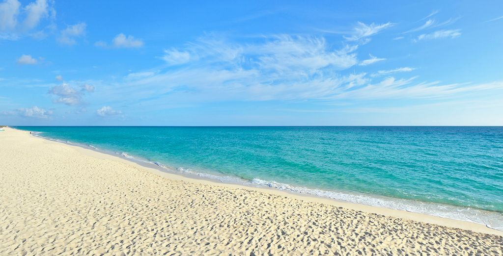 Cayo Santa María y su mar turquesa hipnotizante