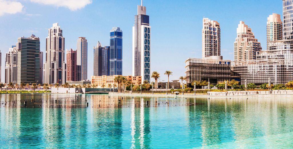 Descubra una de las ciudades más lujosas del mundo