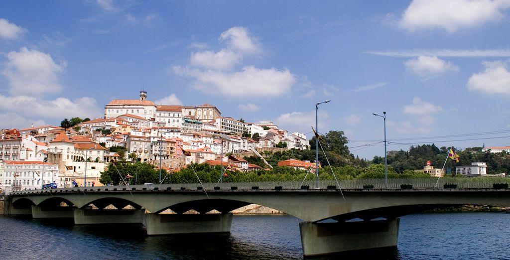 Coimbra es una ciudad encantadora