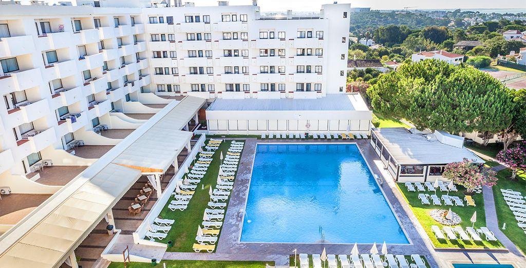 ... al Albufeira Sol Hotel & Spa