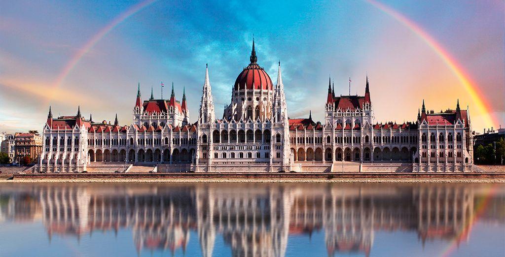 Budapest siempre es una grata sorpresa