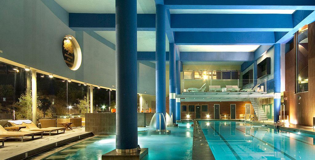 Disfrute de este hotel único, moderno, confortable, amplio y espacioso