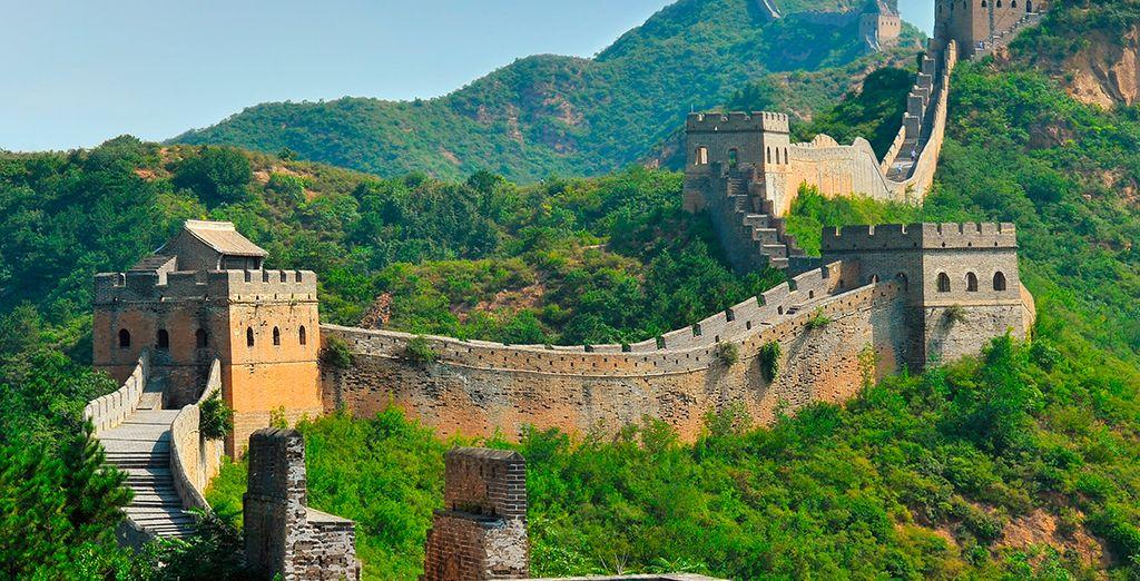 La Gran Muralla, el icono de China por excelencia