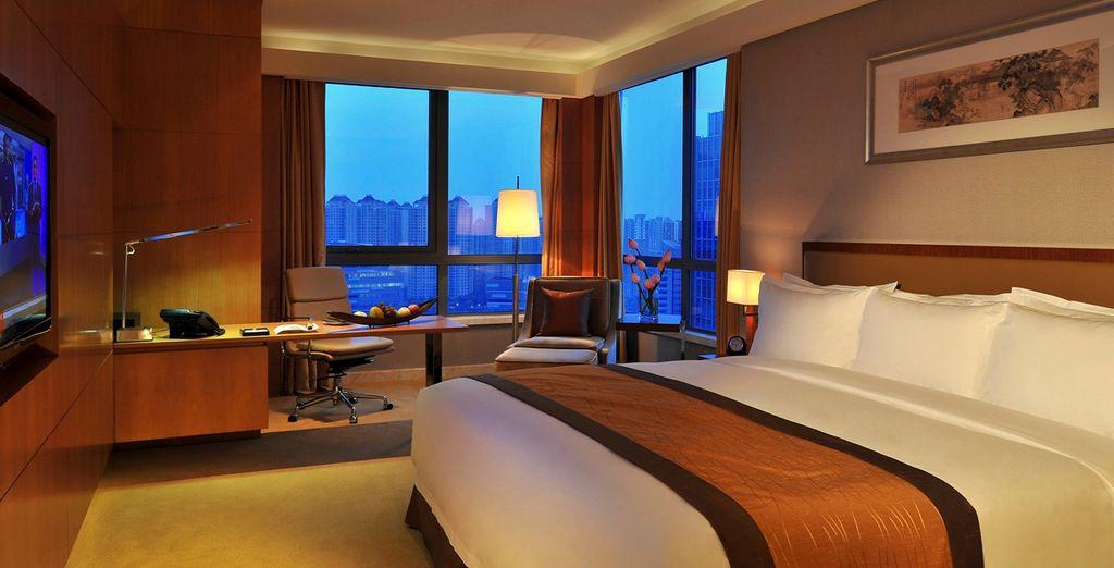 Hotel Guoman 5*, Shanghai