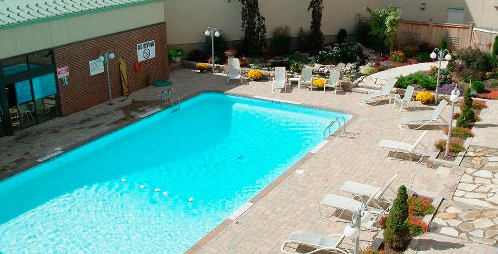 Hotel Days Inn at Niagara Falls 3*, Ontario