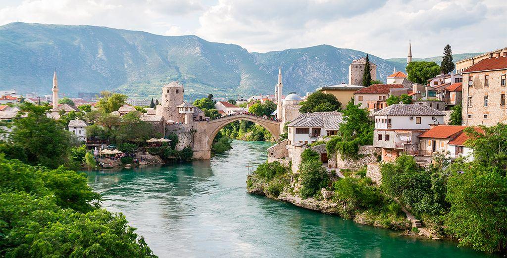 Pintoresca Bahía de Kotor, Montenegro