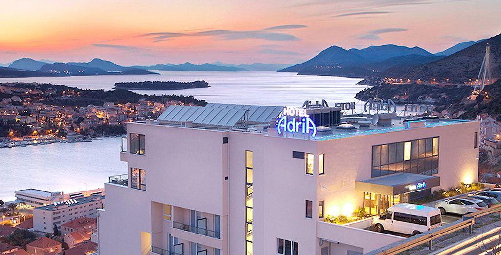 Hotel Adria 4*, Dubrovnik