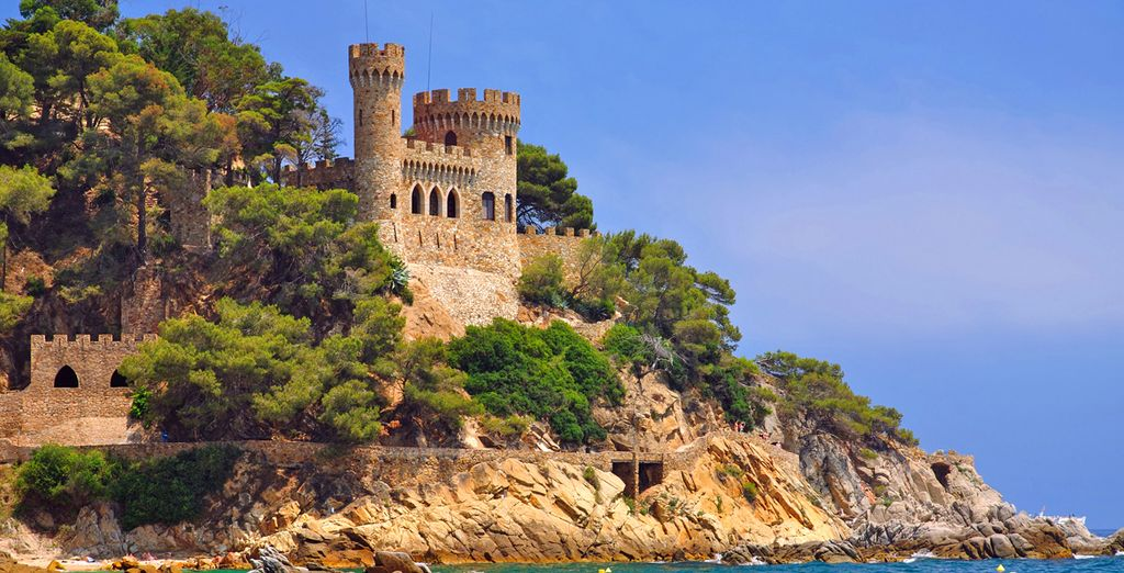 Los orígenes del Castillo de San Juan son los orígenes de la villa de Lloret