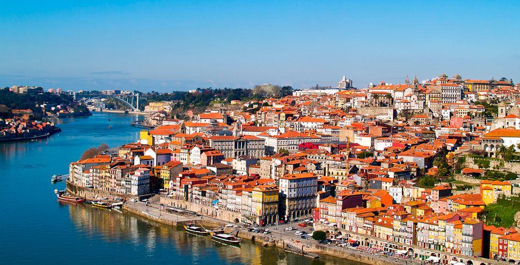Porto a orillas del Duero