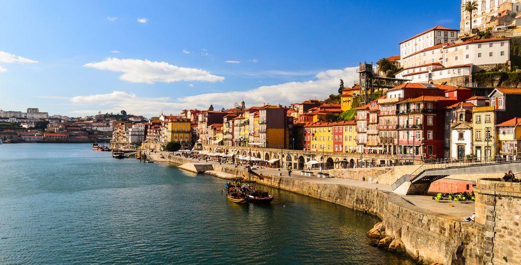 Descubra los encantos de Porto