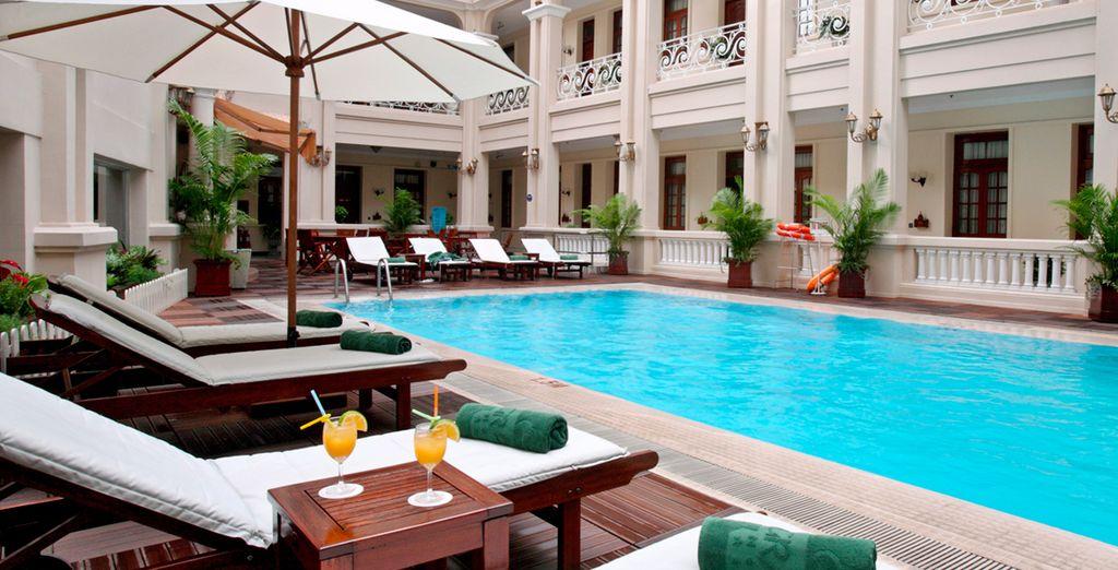 Hotel Grand Hotel Saigon 5*, Ho Chi Minh