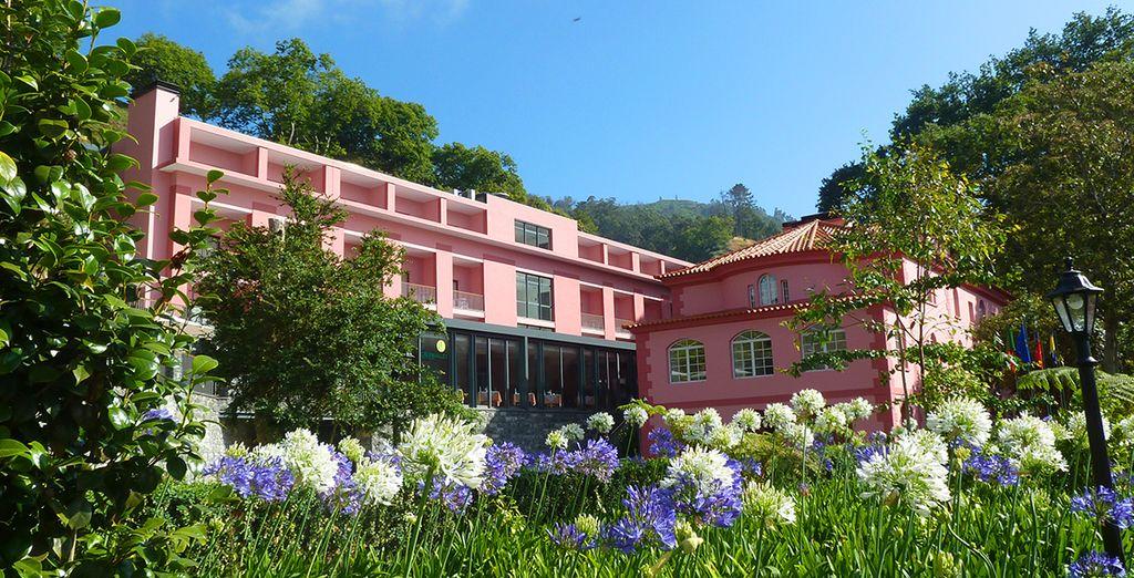 Bienvenido al Hotel Quinta da Serra 5*