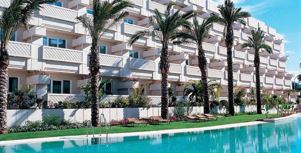 Bienvenido al hotel Alanda Marbella