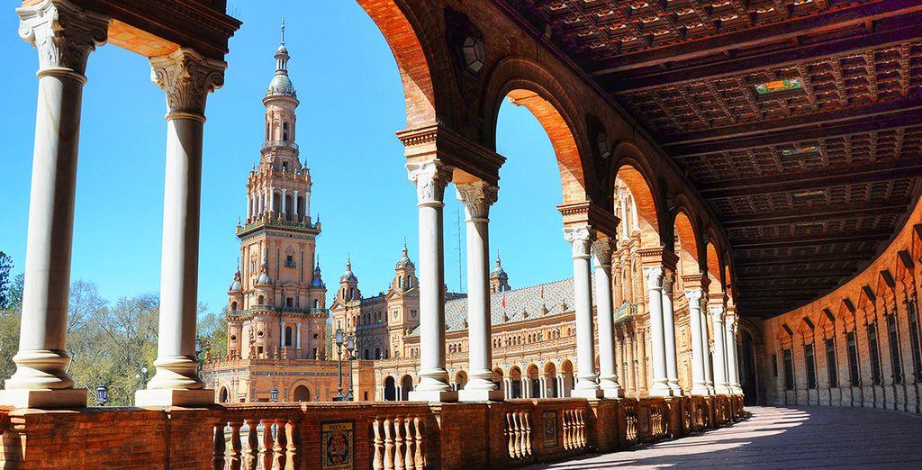 Sevilla le está esperando