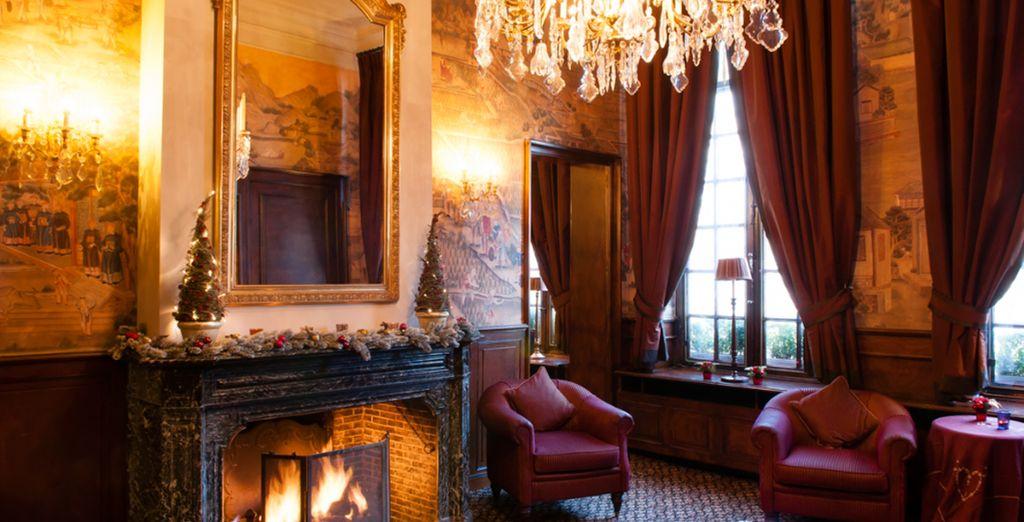 De Tuilerieën forma parte del grupo 'Small Luxury Hotels of the World'