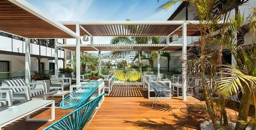 El relax y el lujo le esperan en Tenerife