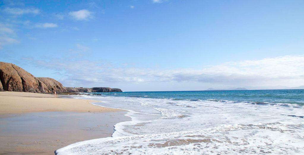 No deje de visitar sus hermosas playas