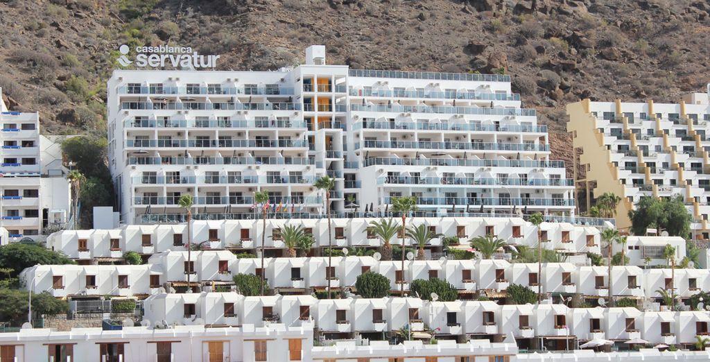 Disfrute de unas vacaciones soleadas en la isla de Gran Canaria
