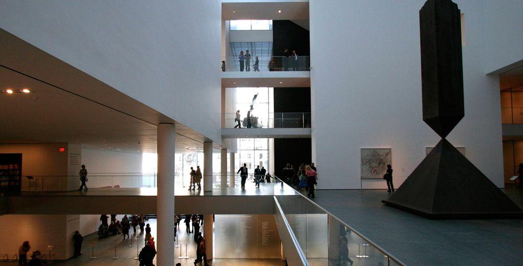 El MoMA, considerado uno de los santuarios del arte moderno y contemporáneo del mundo