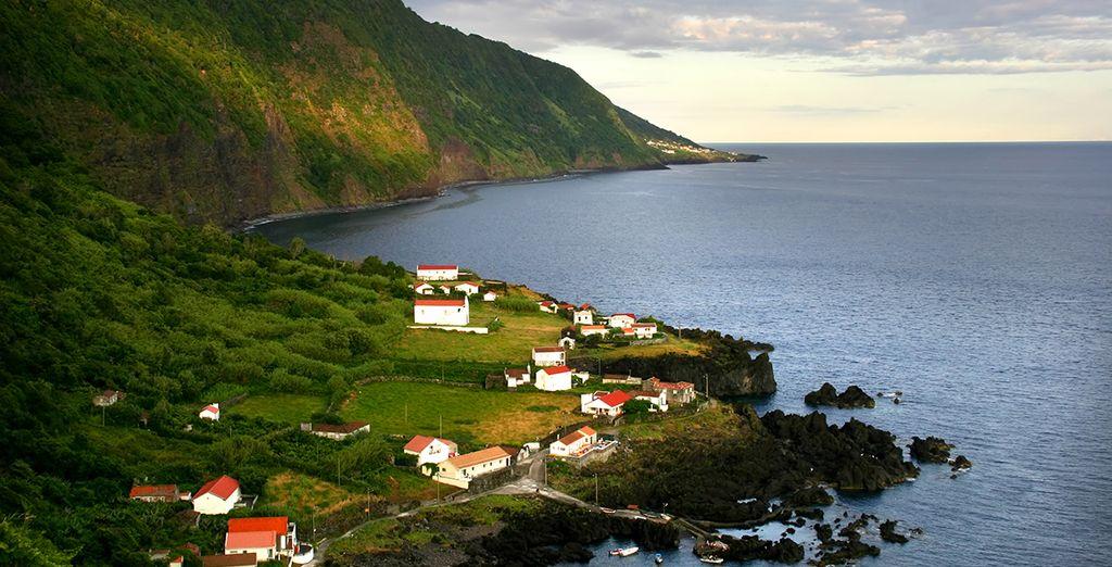 Terceira tiene un encanto especial