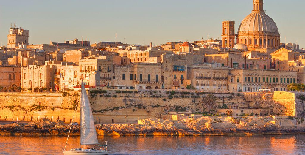 La Valetta, la capital de Malta