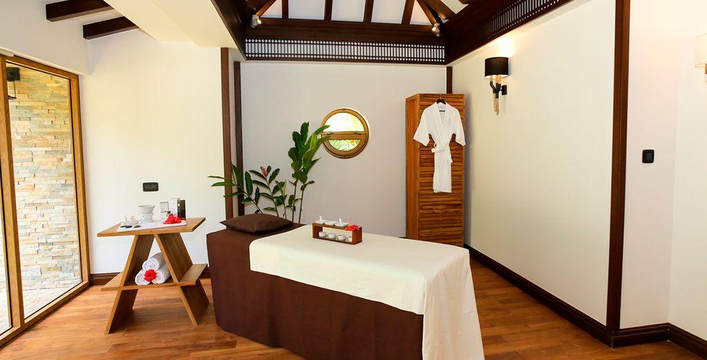 Complete su estancia on los tratamientos de belleza y bienestar de Savoy Resort & Spa 5*