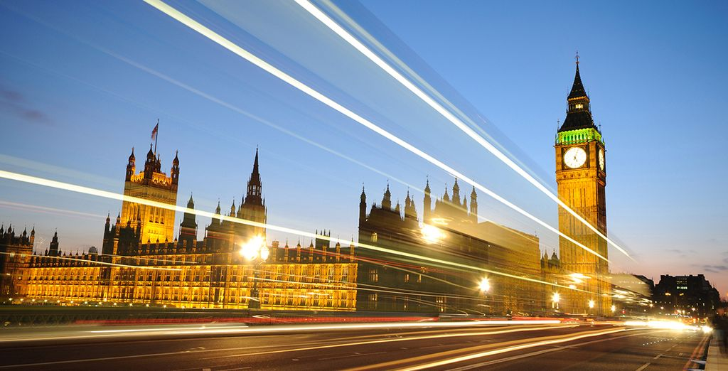 Visite la mítica Westminster