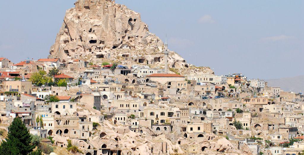 Un lugar mágico, cuna de antiguas civilizaciones